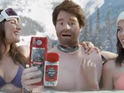 Old Spice Commercial: Hot Tub