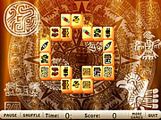 Maya Tower Mahjong