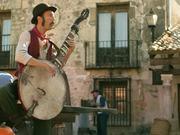 Vodafone Commercial: Musician