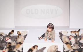 Old Navy Commercial: Kids on the Kittywalk