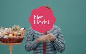 NetFlorist Campaign: Ask Harold 1