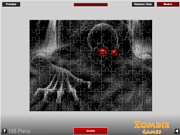 Scary Zombie Puzzle