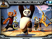 Kung Fu Panda 2 - Hidden Objects