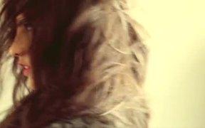 Dancing Girl Fashion HD Stock Video