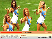 Cheerleaders Hidden Numbers
