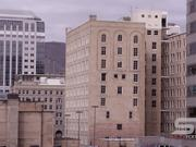 Panorama of Office Buildings in Salt Lake City