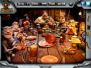 The Pirates - Hidden Objects