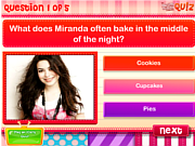 DM Quiz: Do you know Miranda Cosgrove?