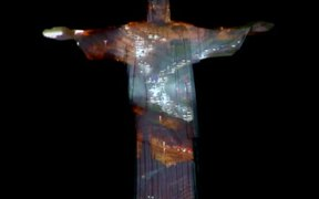 The Biggest Hug In The World By The Christ Statue
