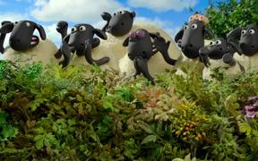Shaun the Sheep Trailer