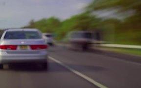Daytime Driving Time Lapse