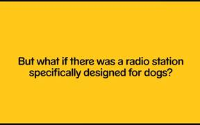 Pedigree Commercial: Radio for Dogs