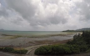 Low Tide to High Tide in Nagura Bay