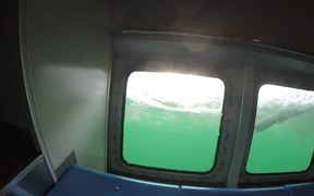 Naruto Boat with Underwater Window