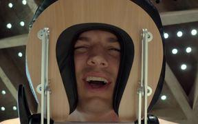 Lenovo Campaign: Ashton Kutcher Massage