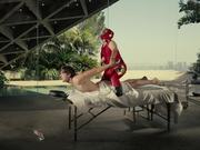 Lenovo Campaign: Ashton Kutcher Massage