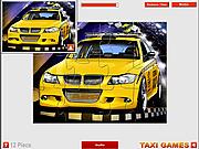 Sport Taxi Jigsaw