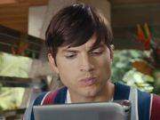 Lenovo Campaign: Ashton Kutcher and a Goat