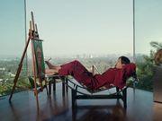 Lenovo Campaign: Ashton Kutcher Toes