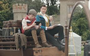 Amazon Campaign: Downton Abbey