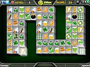 St Patricks Mahjong