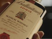 Ballantine's True Story of Ballantine's Whisky