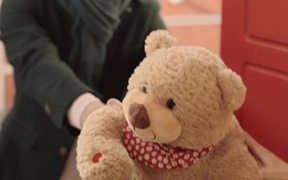 Nestle Campaign All I Want is Chocolate Bear