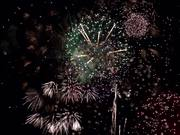 Fireworks Slow Motion