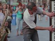 Borjomi Commercial: Piano Machine
