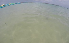 Go Pro at Maezato Beach