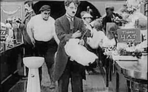 "Charlie Chaplin's ""The Floorwalker """