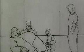 Ideological Short Film - Soviet Toys 1924