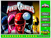Power Rangers Hidden Stars