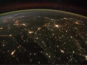 Views of the Mideast from the Space Station