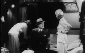 Murder In The Private Car 1934 - Trailer