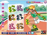 Rollerblade Fun Dressup