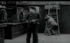 "Charlie Chaplin's "" The Pawnshop"""