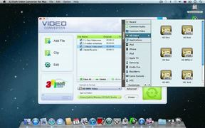 Convert video to HD video on Mac