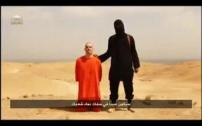 James Foley FAKE Execution - Video Analysis