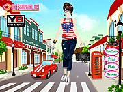 Street Girl Dress Up