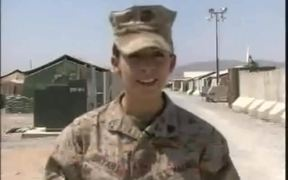 Commandant in Afghanistan