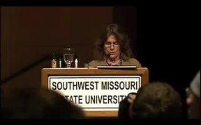 Barbara Trent, Speaking Appearances