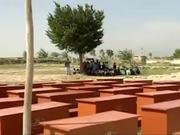Marines Help Afghan Kids Get New Desks