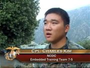 Marines with Embedded Training Teams