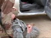 Marines Teach Iraqi Soldiers First Aid