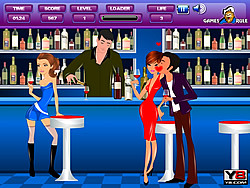 Night Club Kiss Game - Play online at Y8.com