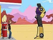 Transformer's Decepticon'd