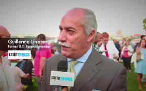 BILL De BLASIO RECEPTION FOR DOMINICAN
