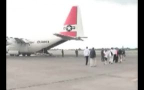 MEU Arrives in Haiti to Lend Its Support