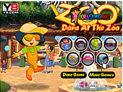 Dora At The Zoo
